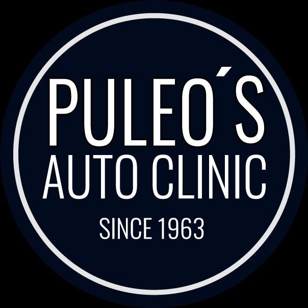 Puleo's Auto Clinic Logo