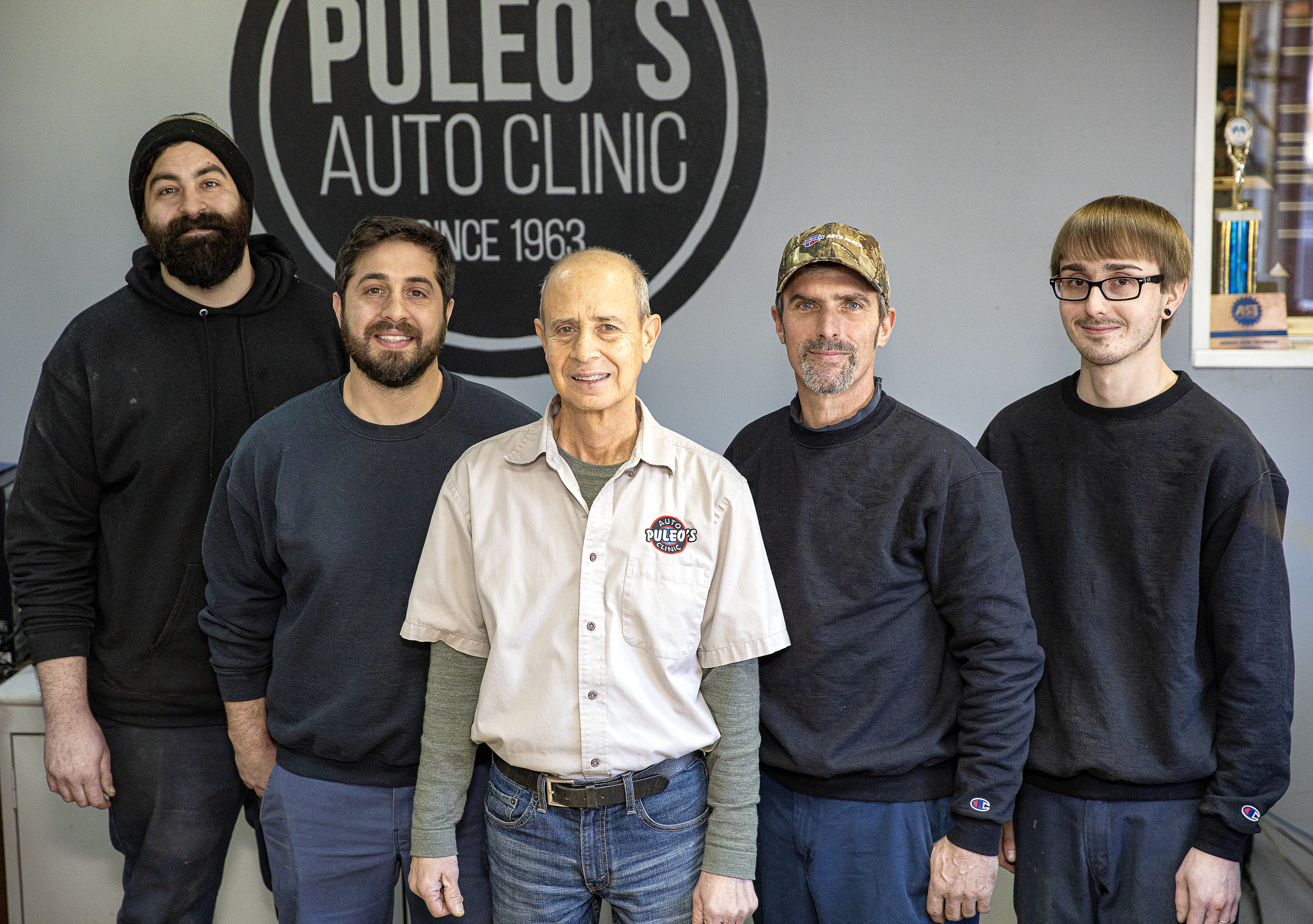 auto repair experts at puleo's auto clinic washington nj